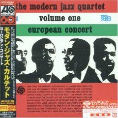 Modern Jazz Quartet European Concert